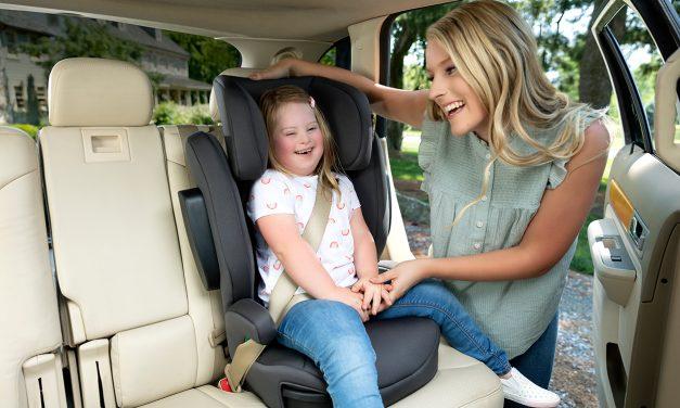 Sicher im Auto unterwegs mit i-Size Kindersitzen